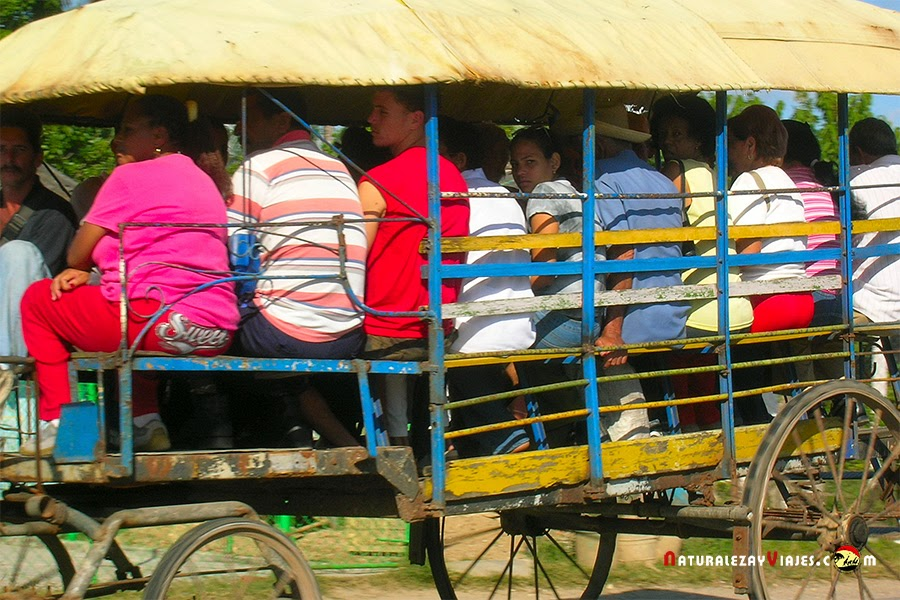 Movilidad en Cuba