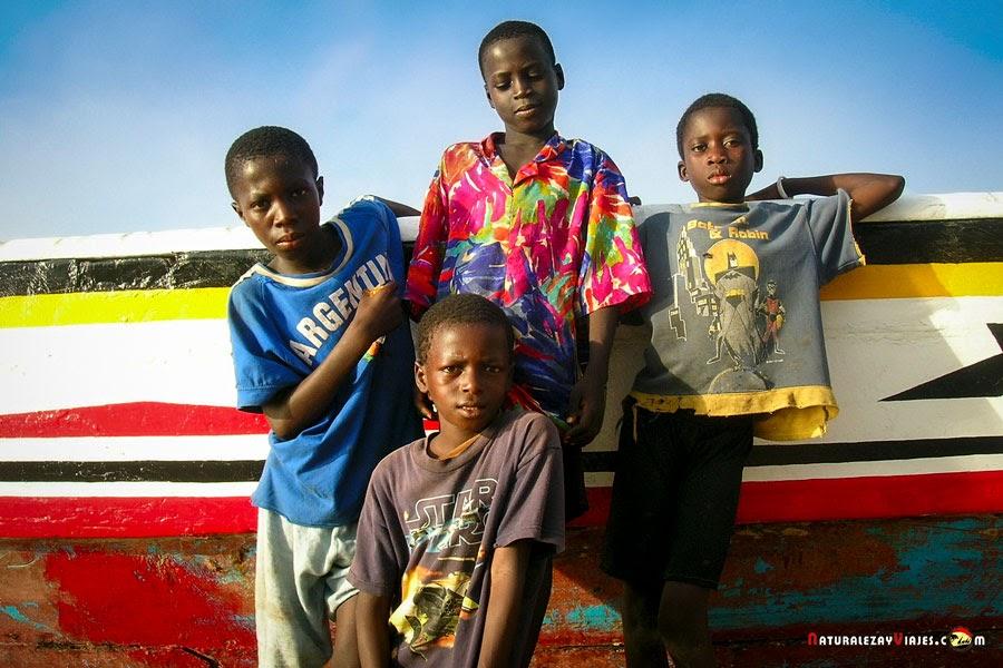 Gambia, la sonrisa de África