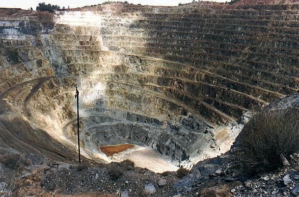 Minas de Ríotinto. Huelva