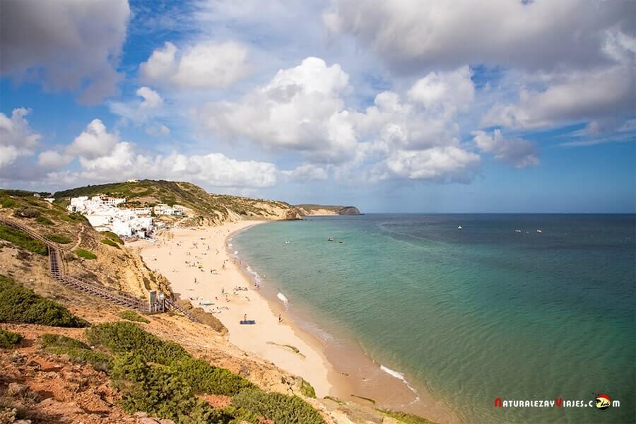 Playa Salema Algarve