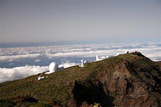 Isla La Palma. Roque de los Muchachos