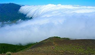 Isla La Palma. La ruta de los volcanes