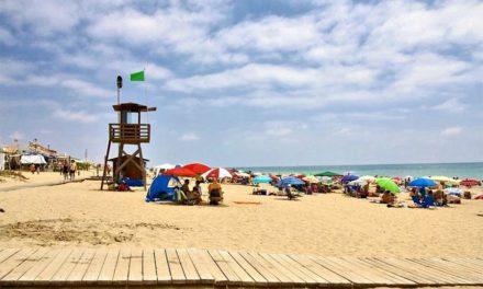 Playa de Punta Umbría, Huelva