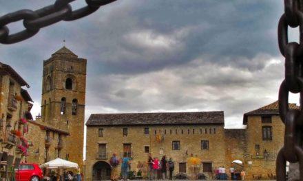 #ReservingTrip en Ainsa, Pirineo aragonés