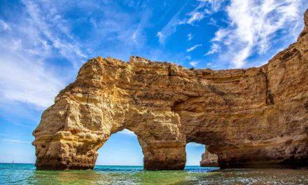 Viaje a las playas de Lagoa. Un paraíso del Algarve portugués