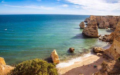 Guía práctica para viajar a las playas de Lagoa, Algarve