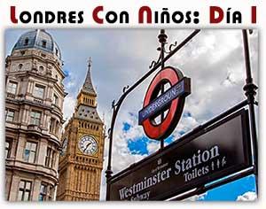 Próximo destino: Londres con niños