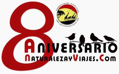 Naturaleza y Viajes cumple 8 años