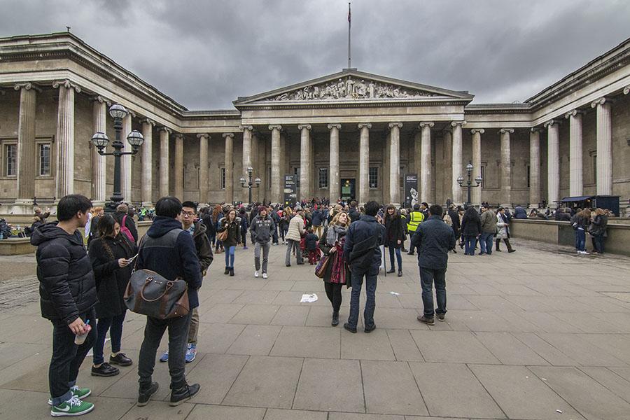 Londres en 4 días: British Museum (Día 4)