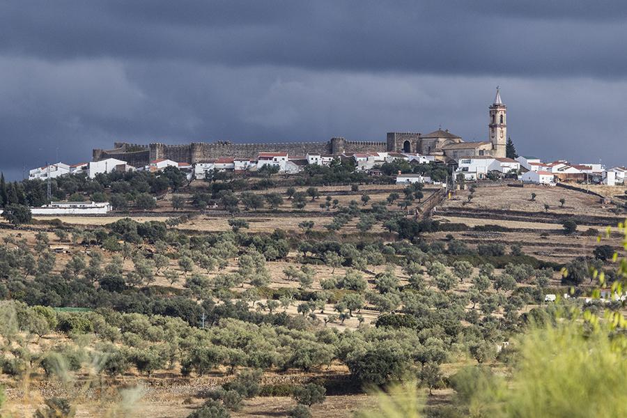 Castillo de Cumbres Mayores