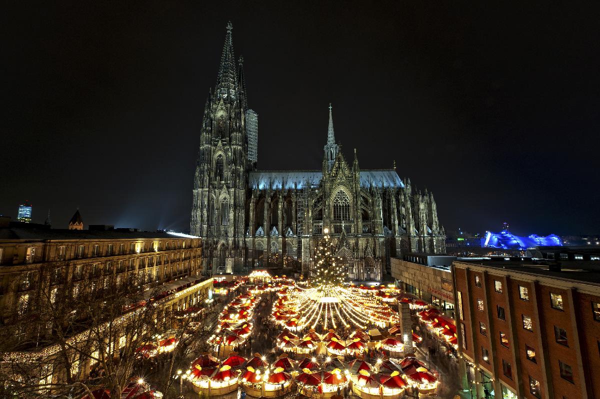 De regreso a los Mercados de Navidad en Alemania