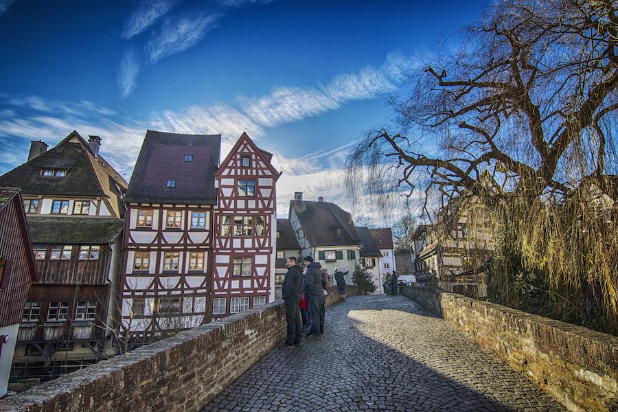 Ciudad de Ulm, Alemania