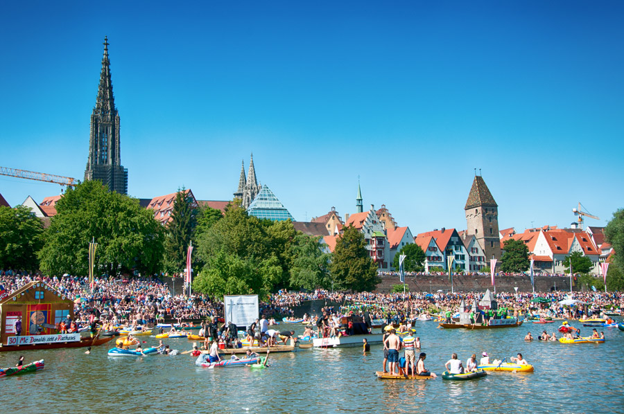 Fiesta de la Nabada Ulm