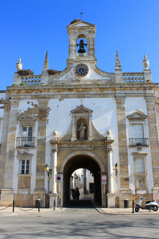Arco de la Vila Faro