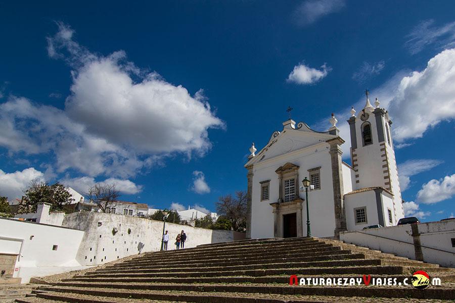 Igreja Matriz de Estoi, Faro, Algarve