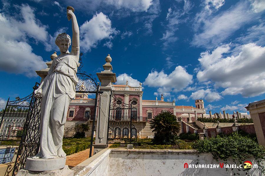 Palacio de Estoi, Faro, Algarve