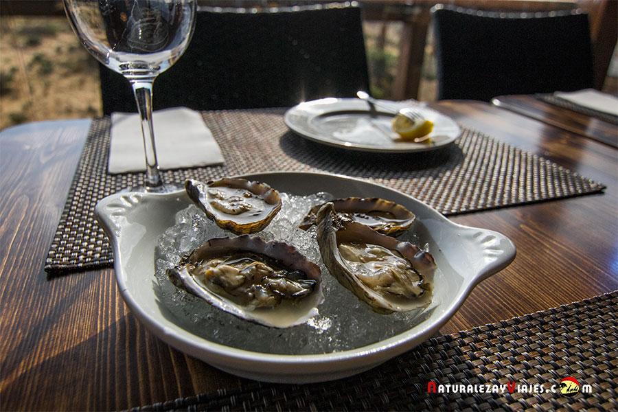 Restaurante Estaminé, Isla Desierta, Algarve