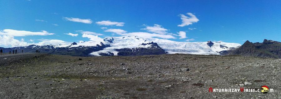 Fjallsárlón, Islandia