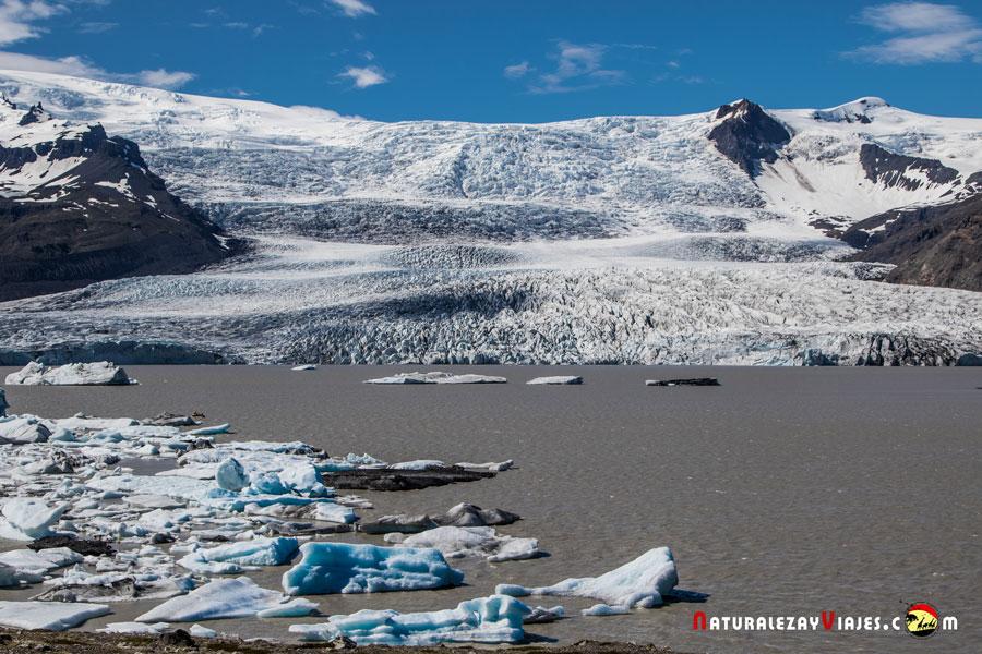 Fjalljökull, Islandia