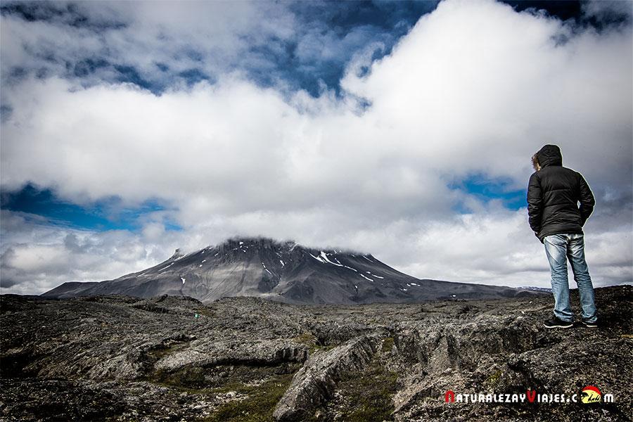 Las Tierras Altas del interior de Islandia. Highlands