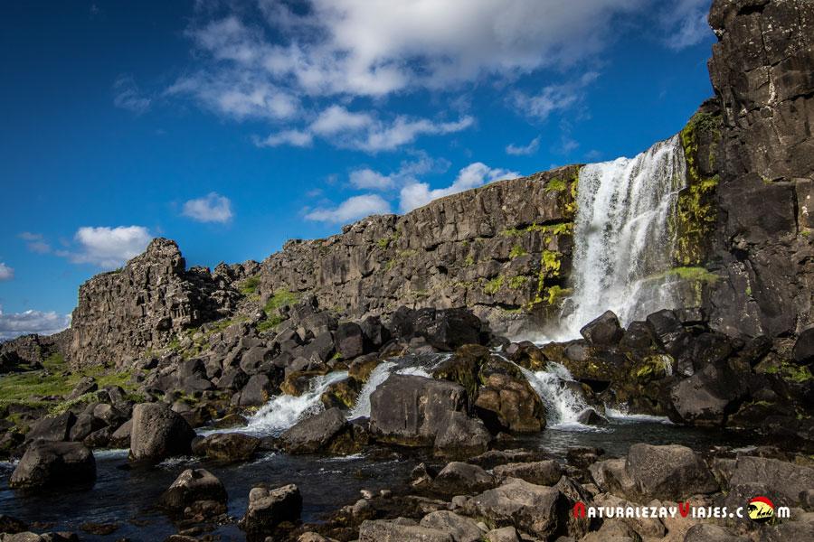 Öxarárfoss, Islandia