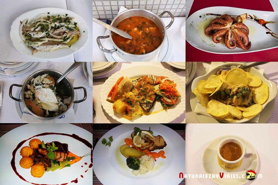 Gastronomía Algarve