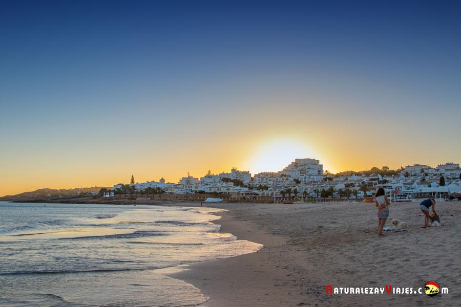 Playa de la Luz, un tesoro escondido en el Algarve