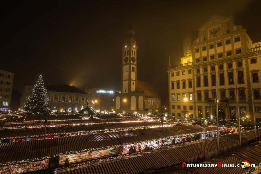 Mercado de Navidad de Augsburgo, Alemania