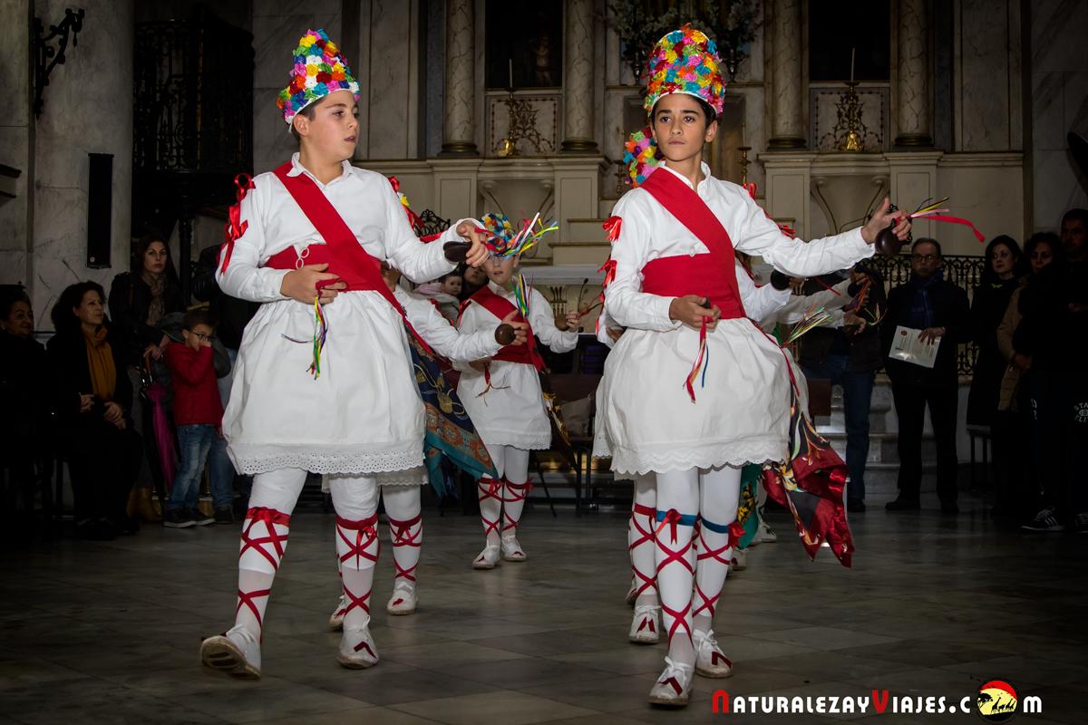 Danzaores de Fregenal de la Sierra