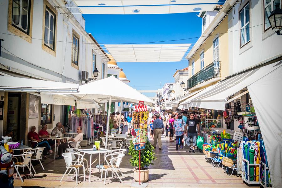 Vila Real Santo Antonio, Algarve