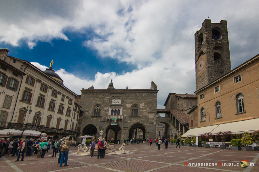 Bergamo, un paseo entre historia y arte italiano