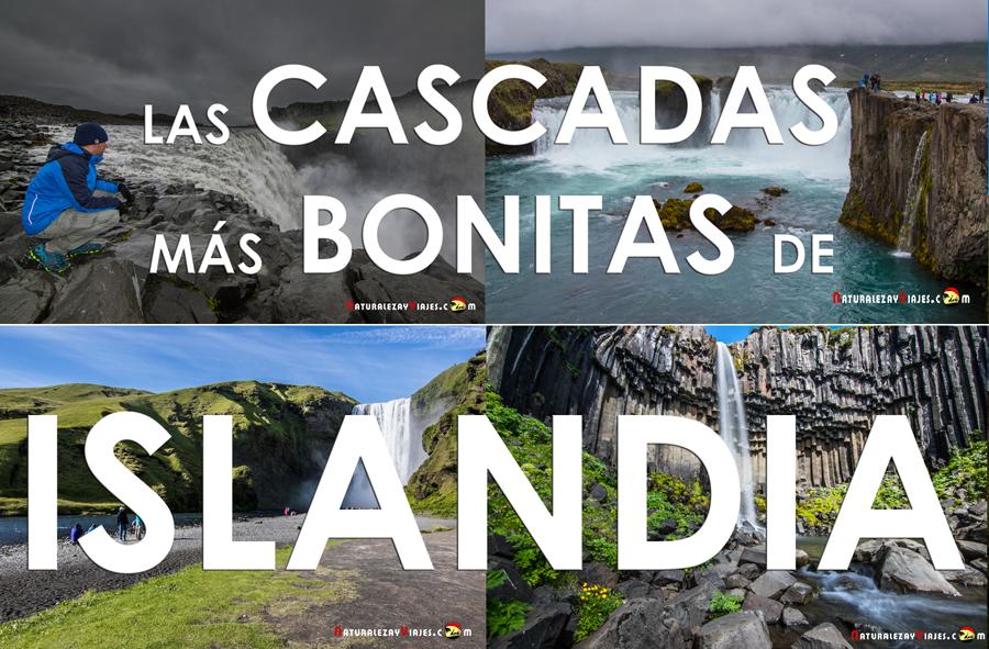 Las cascadas más bonitas de Islandia