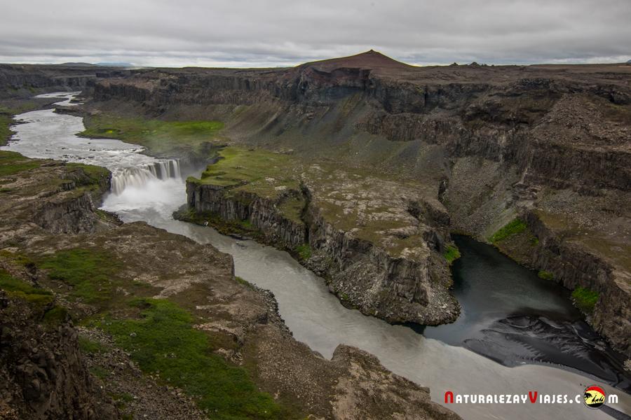 Hafragilsfoss, Islandia