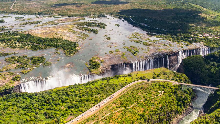 Cataratas Victoria, Zambia