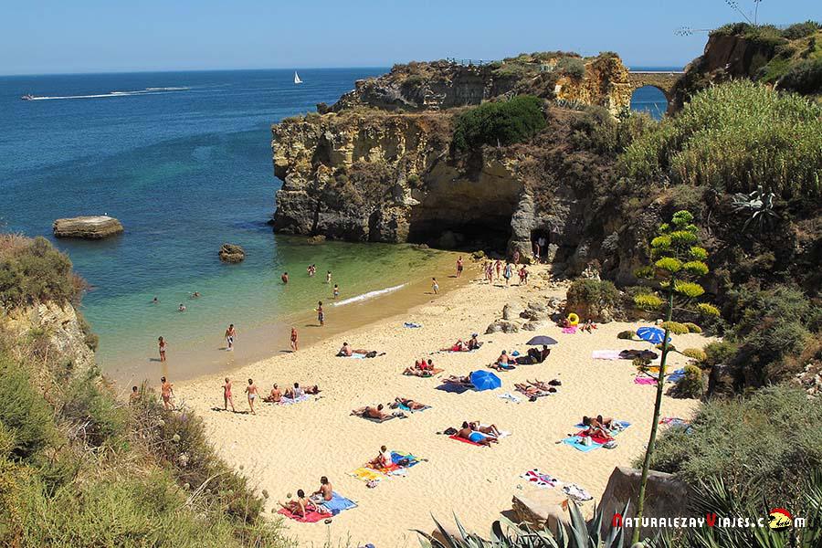 Praia dos Estudantes, Algarve