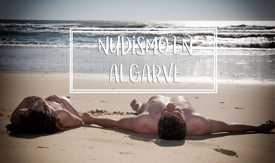 Nudismo en las playas del Algarve, Portugal
