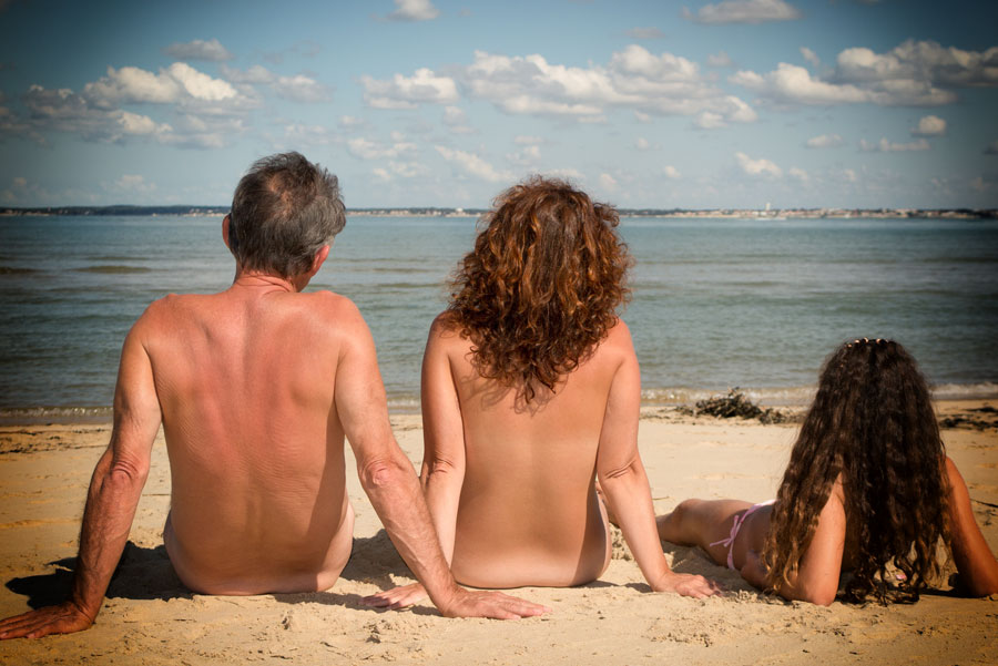playas nudistas del Algarve