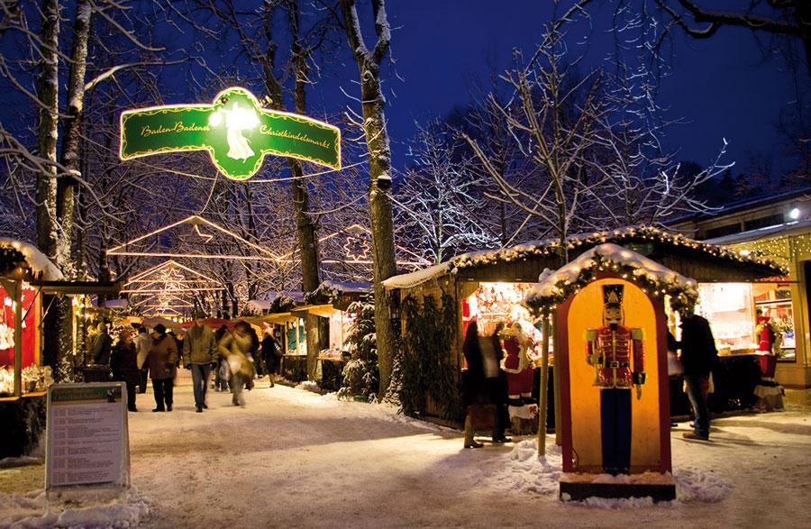 Mercado de Navidad de Baden-Baden, Alemania
