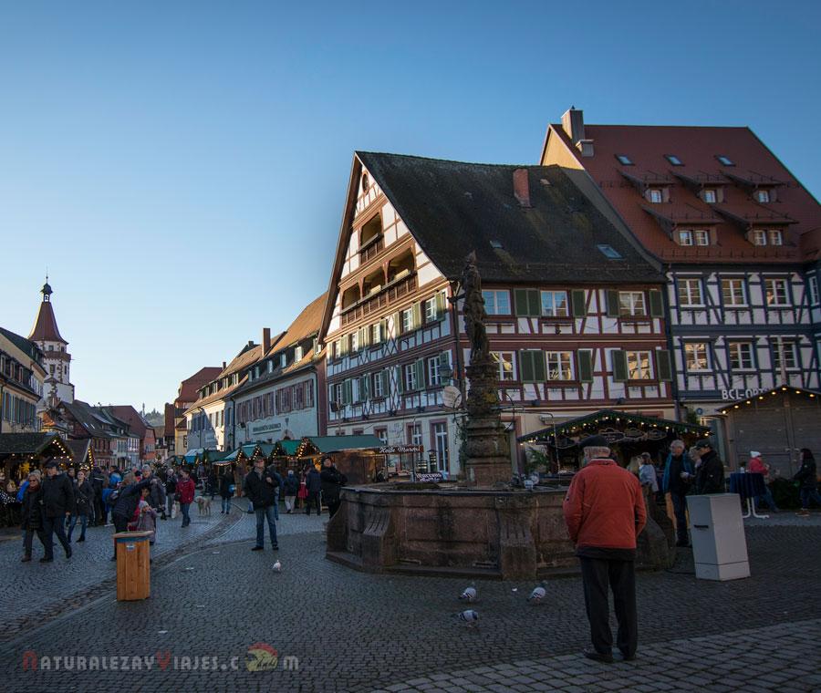 Mercado de Navidad, Alemania