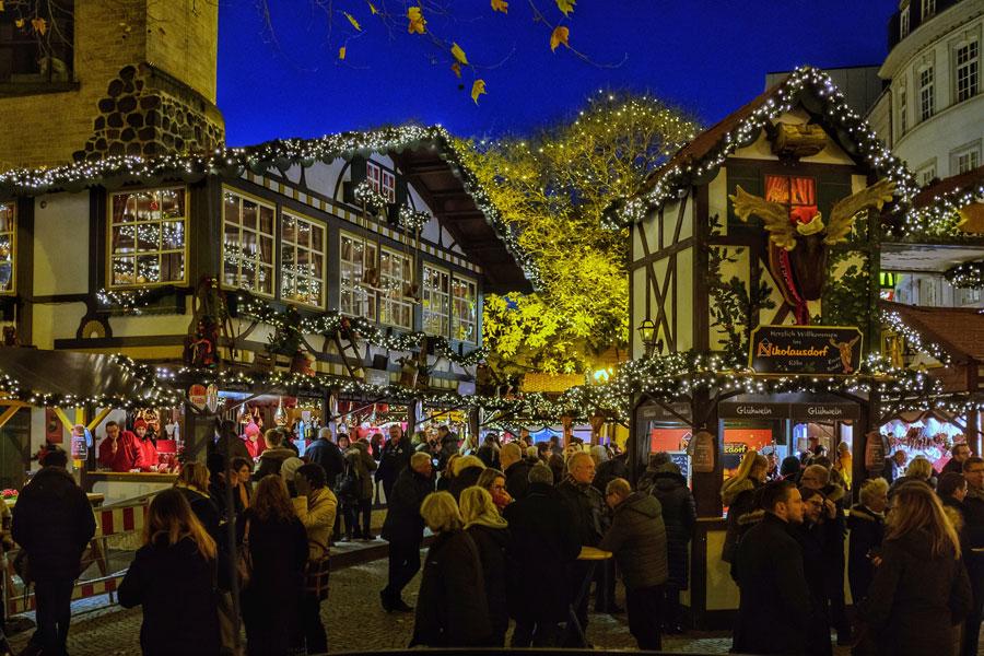 Mercado de Navidad de Colonia, Alemania