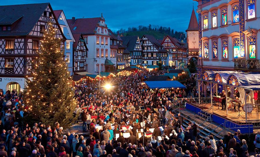 Mercado de Navidad de Gengenbach, Alemania. Una joya romántica en plena Selva Negra