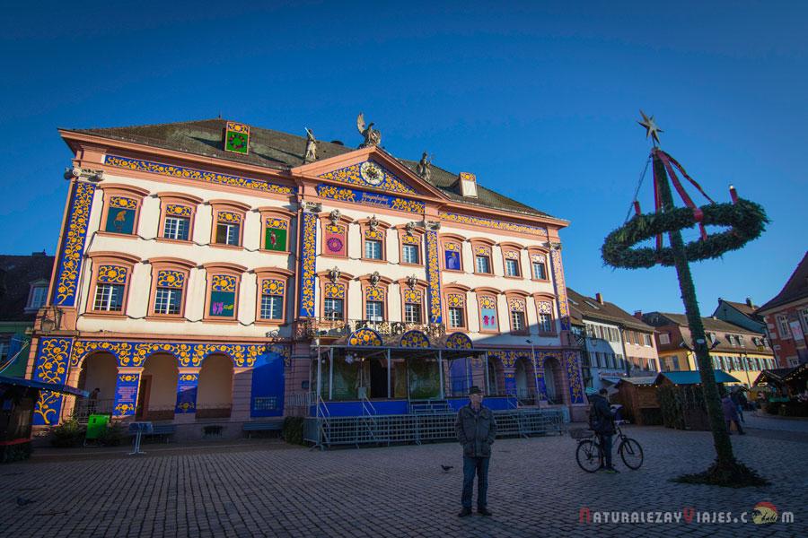 Rathaus de Gengenbach, Alemania