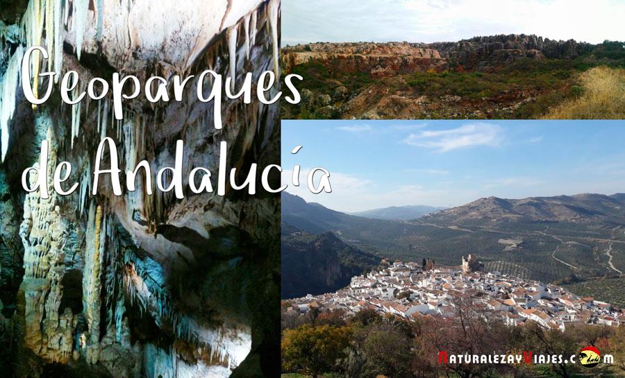 Geoparques de Andalucía: turismo sostenible y de desarrollo local