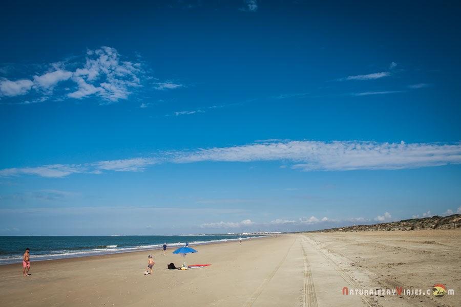Ruta por las playas vírgenes de Huelva y Algarve