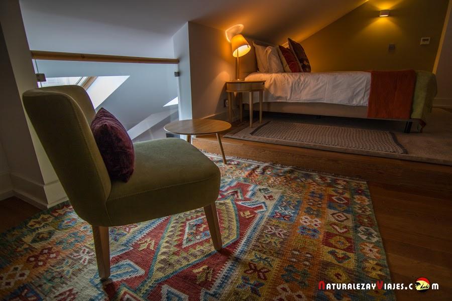 Nuestro romántico hotel