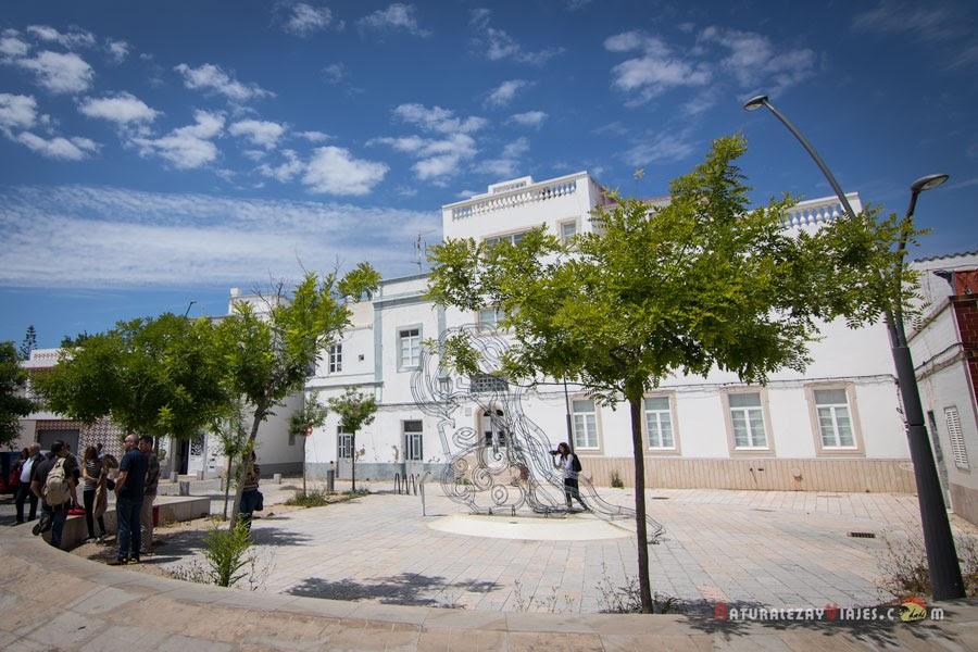 Leyenda de Marim de Olhão, Algarve