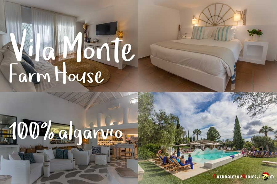 Vila Monte Farm House, hotel 100% made in Algarve