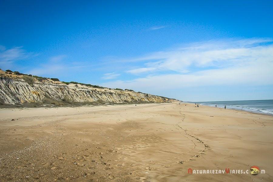 Playa para visitar en Huelva