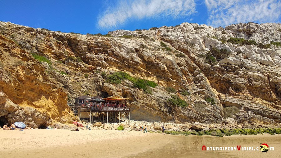 Playa de Beliche, Algarve