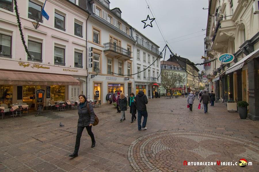 Centro de Baden Baden